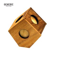 Bird House Wood Assembly