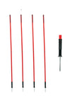 Patrick Spring Loaded Agility Poles
