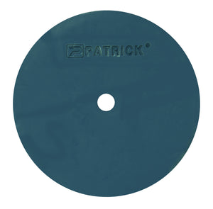 Patrick Flat Rubber Markers (10)