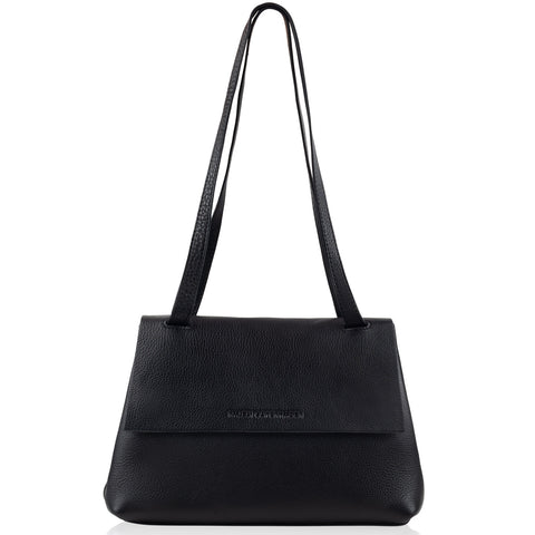 Alex Medium black leather bag NEW SEASON