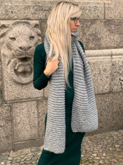 Joe chunky extra long scarf