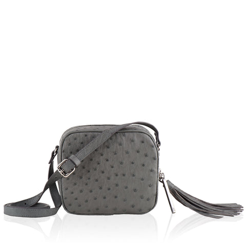 NEW IN Beata Ostrich Bag