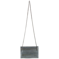 NEW IN Leseli ostrich bag