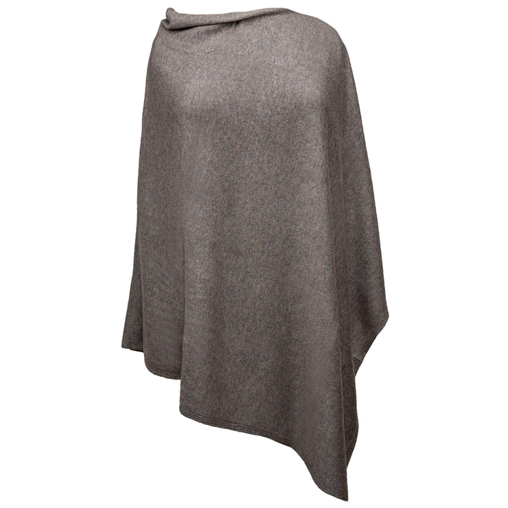 Fine wool cape NEW IN