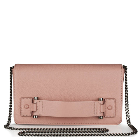 Sascha dusty rose bag