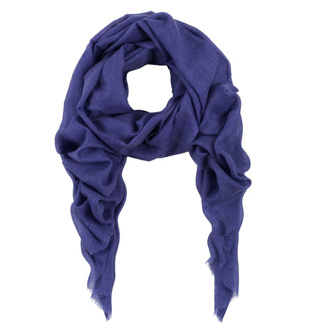 Rene 15 French Lavender silk blend scarf NEW ARRIVAL