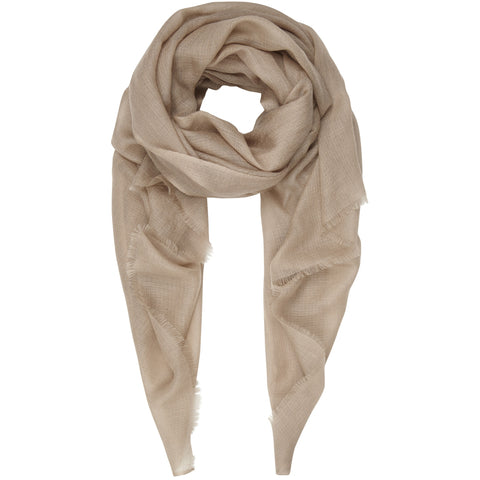 Nora featherlight cashmere scarf