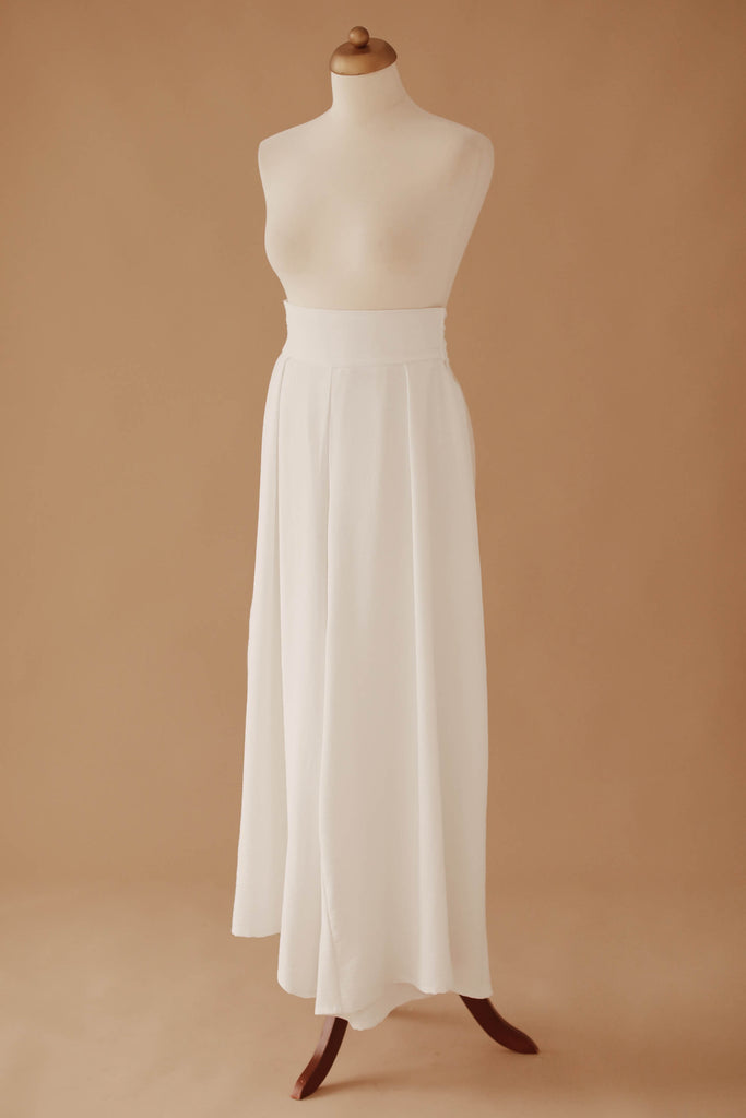 St Paul Oversized Silk Blouse
