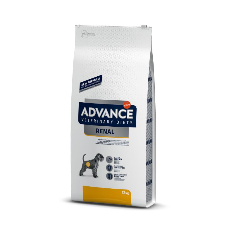 Advance Renal Veterinary Diets para perros 12 KG