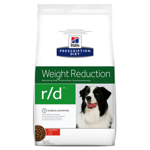 Hill's r/d Prescription Diet Weight Reduction pienso para perros 12 KG