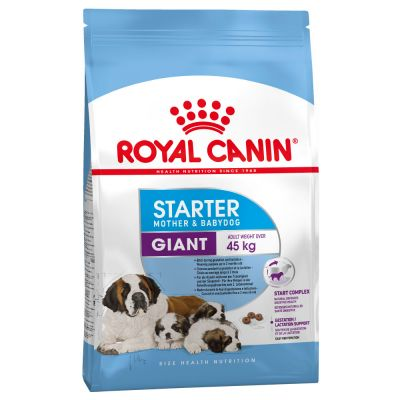 Royal Canin Giant Starter Madre y Cachorro Perro 15 KG