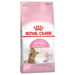 Royal Canin Kitten Sterilised Gato
