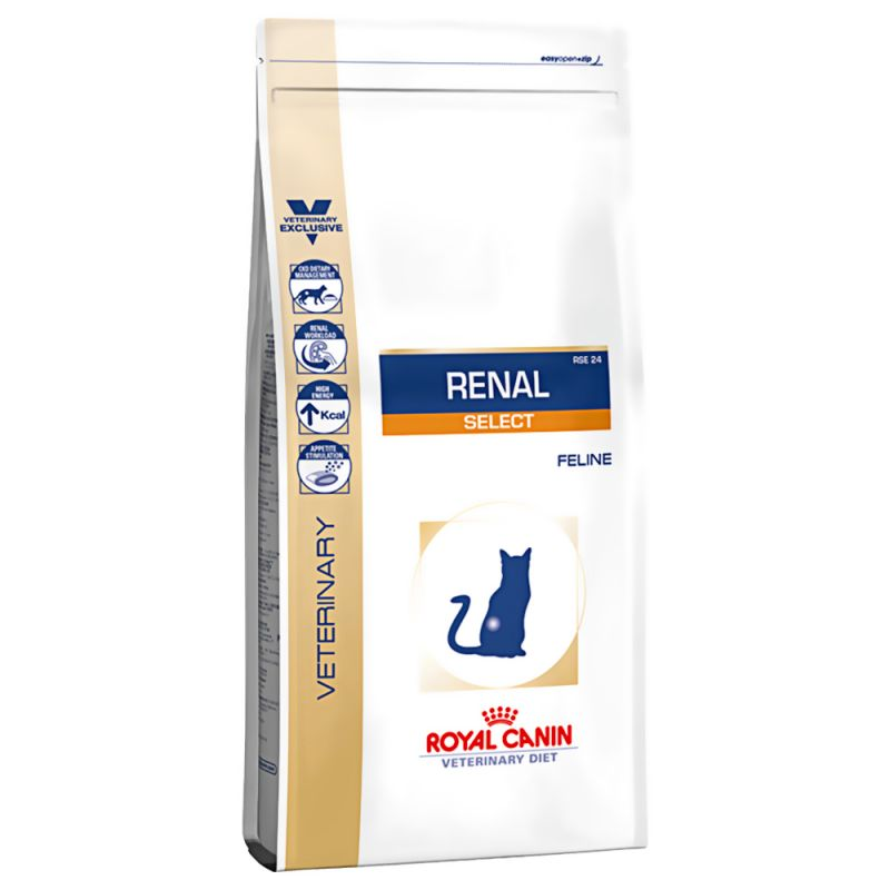 Royal Canin Renal Select RSE 24 Veterinary Diet Gato 2 KG