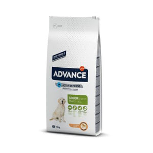 Advance Maxi Junior con pollo Perro 14 KG