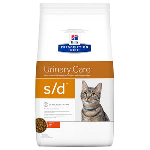 Hill's s/d Prescription Diet Urinary Care pienso para gatos 1'5 KG