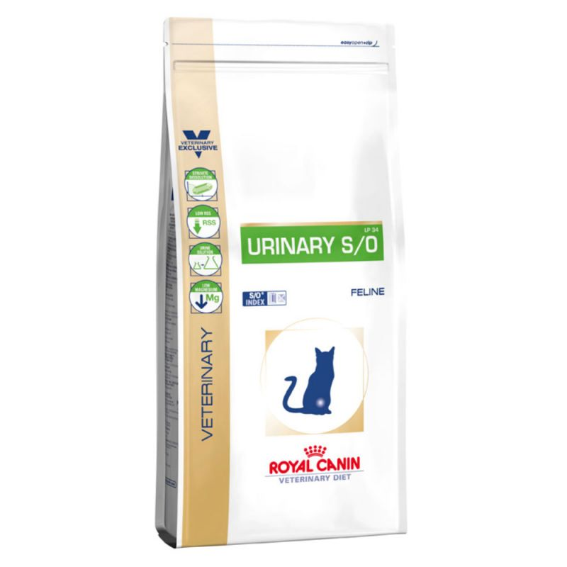 Royal Canin Urinary S/O Moderate Calorie Veterinary Diet Gato 1'5 KG
