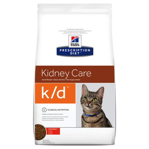Hill's k/d Prescription Diet Kidney Care pienso para gatos 5 KG