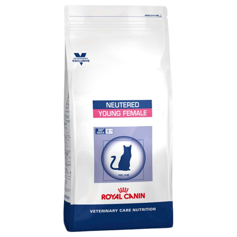 Royal Canin Neutered Young Female - Vet Care Nutrition Gato 10 KG