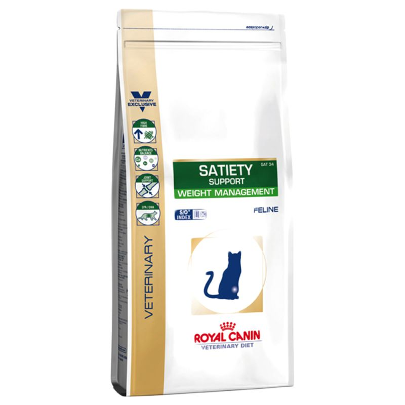 Royal Canin Satiety Support SAT 34 Veterinary Diet Gato 1'5 KG
