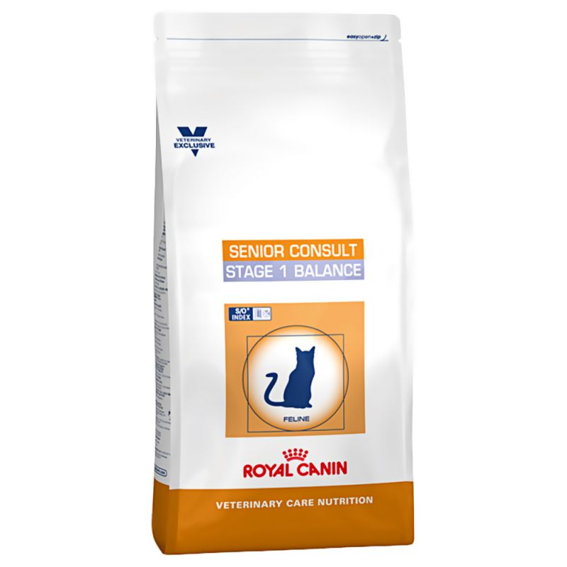 Royal Canin Senior Consult Stage 1 Balance - Vet Care Nutrition Gato 3'5 KG