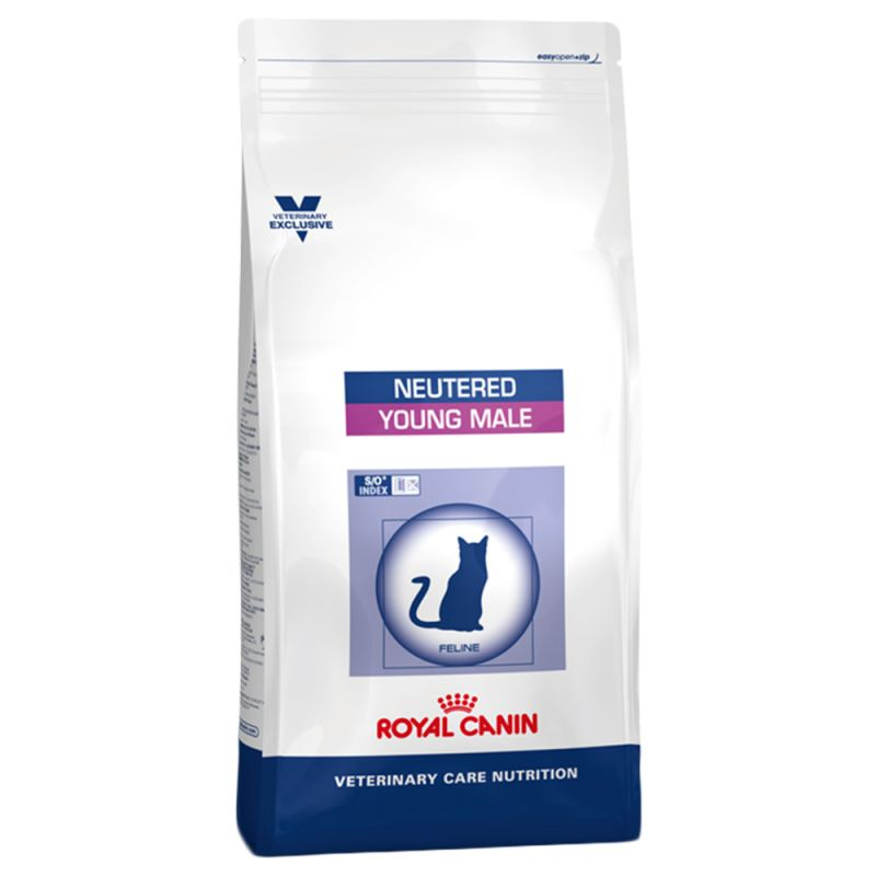 Royal Canin Neutered Young Male - Vet Care Nutrition Gato 3'5 KG