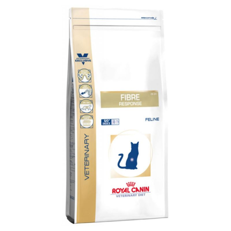 Royal Canin Fibre Response FR 31 Veterinary Diet Gato 2 KG