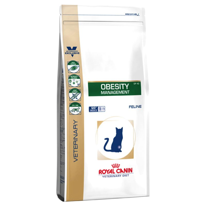 Royal Canin Obesity Management DP 42 Veterinary Diet Gato 6 KG