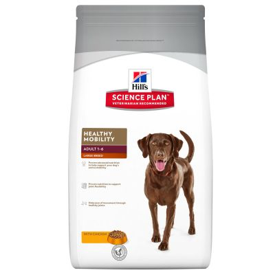 Hill's Adult Large Breed Healthy Mobility con pollo Perro 12 KG