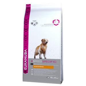 Eukanuba Breed Golden Retriever Perro 12 KG