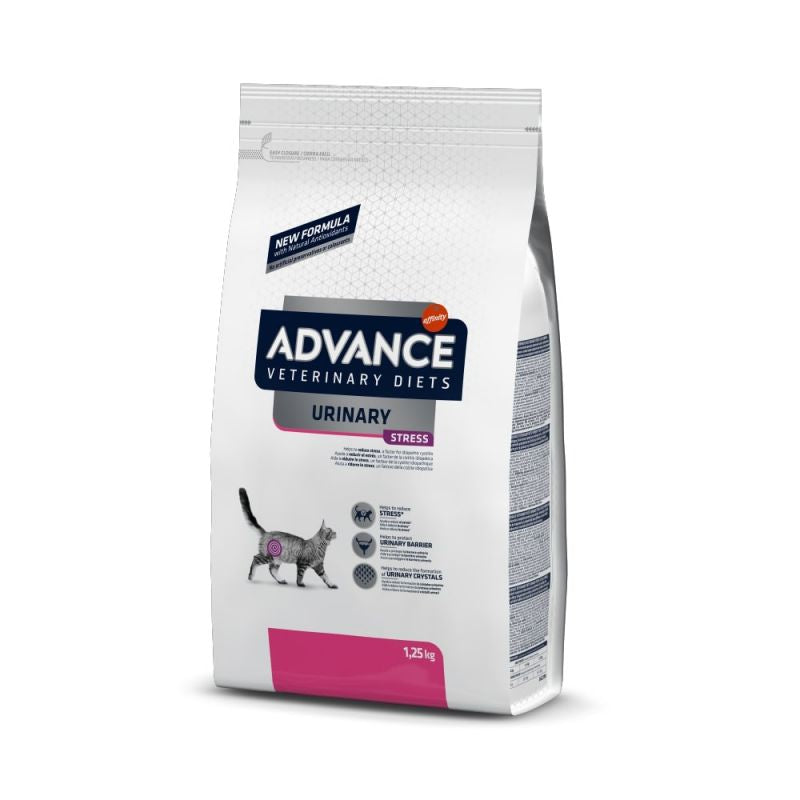 Advance Urinary Stress Veterinary Diets para gatos 5 KG
