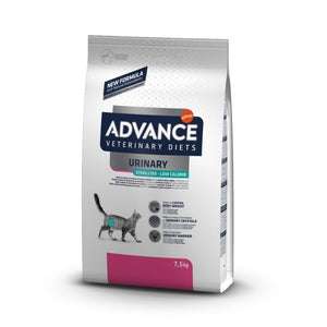 Advance Urinary Sterilized Veterinary Diets para gatos 7'5 KG