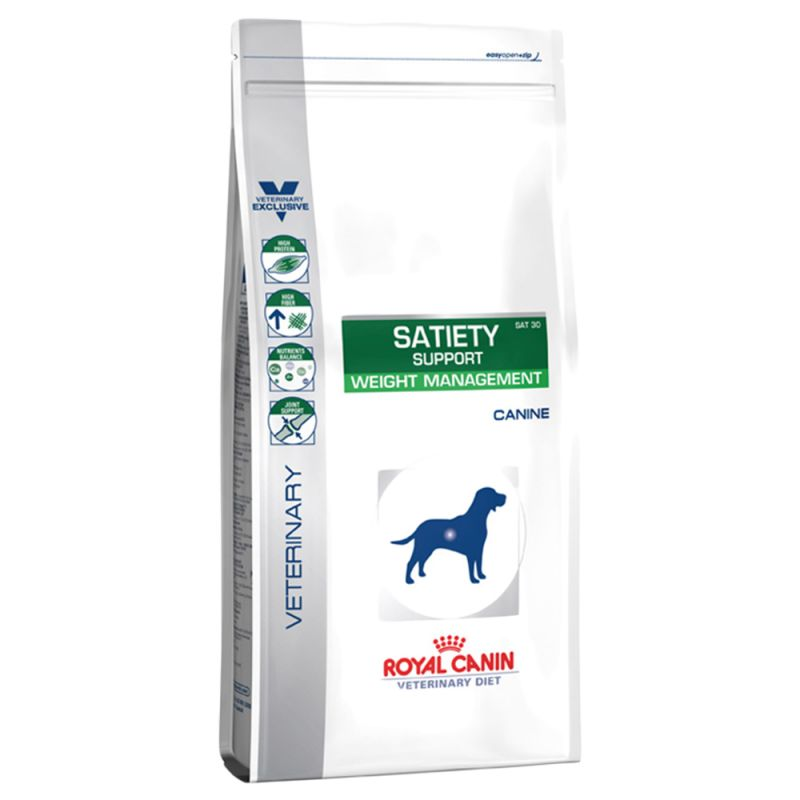 Royal Canin Satiety Support SAT 30 Veterinary Diet 12 KG