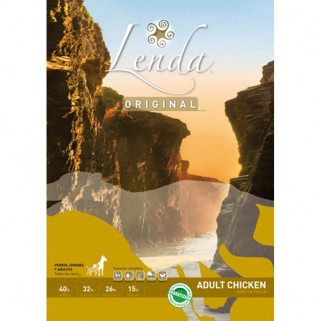 Lenda adult chicken 15 kg