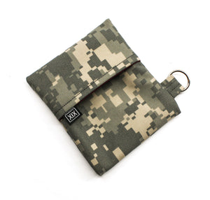 AtelierXIX_Small KeyRingBag/Waterproof+ (digiCamo)
