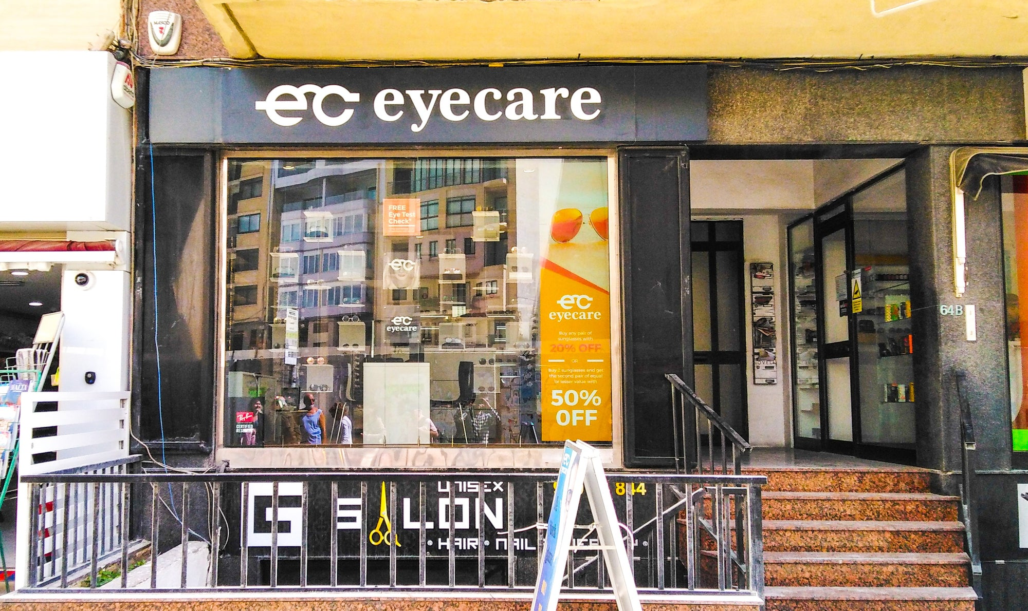 Eyecare the best Opticians in Sliema. - Malgoco®