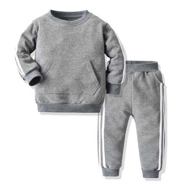 Gym Baby Tracksuit Set