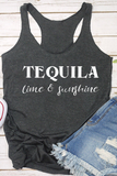 Tequila Lime & Sunshine Tops