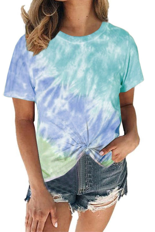 Tie dyed kink T-shirt