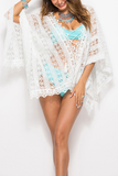 Stylish Beach Lace Cover Up
