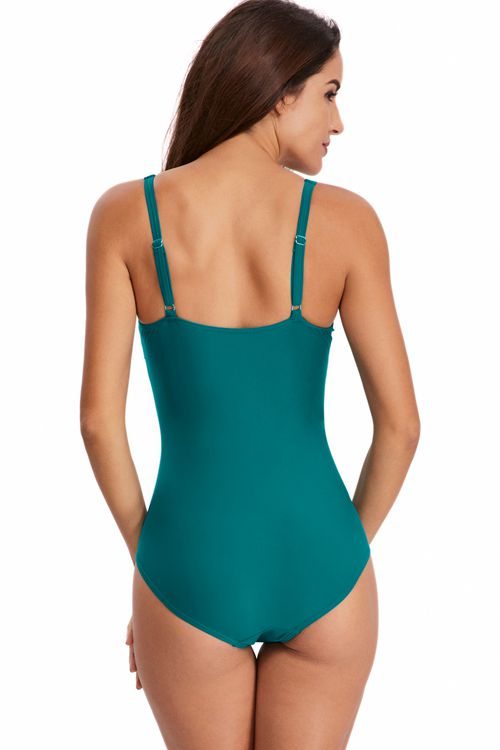Stylish Hammock One-Piece Swimsuit
