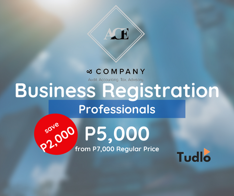 ANG CHUA ENRIQUEZ AND COMPANY: Business Registration - Professionals