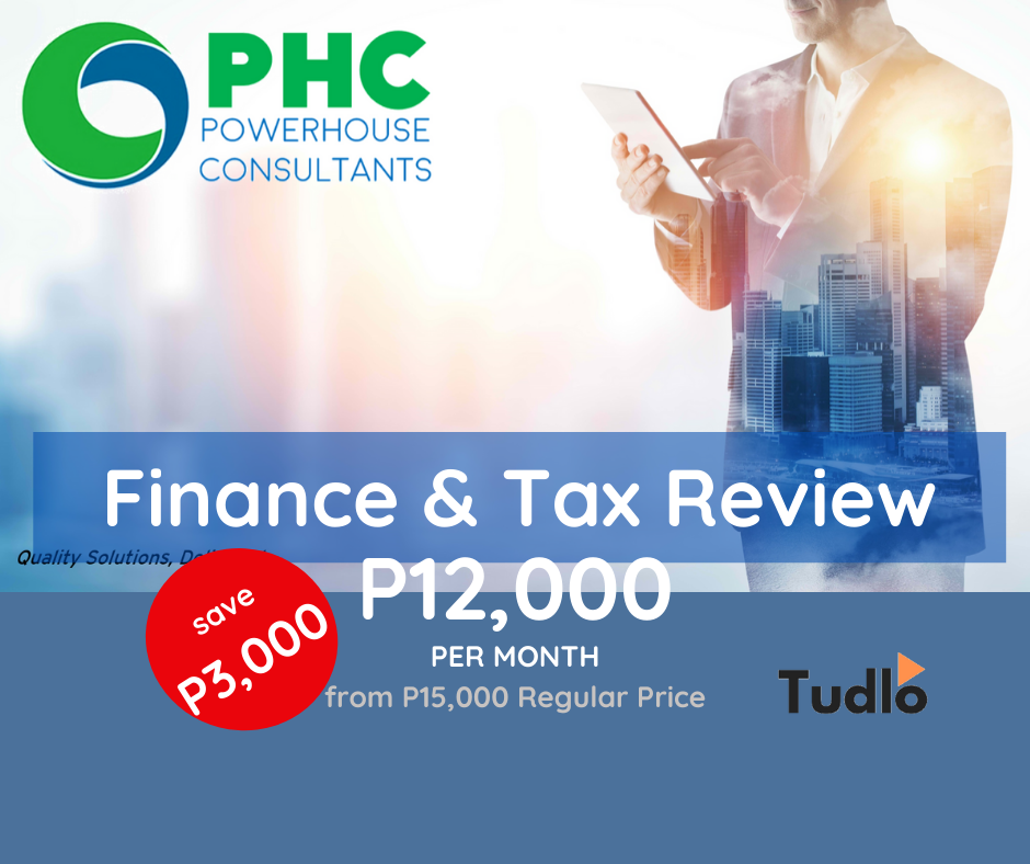 POWERHOUSECONSULTANTS COMPANY: Finance and Tax Review