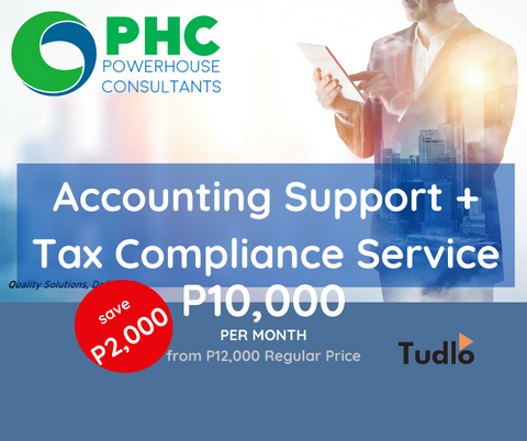 POWERHOUSECONSULTANTS COMPANY: Accounting Support + Tax Compliance Services