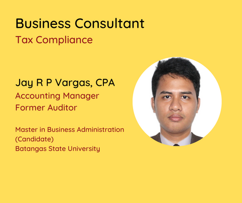 JAY R P VARGAS CPA [Consultancy Hourly Rate]