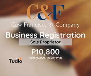 CAW FRANCIS & COMPANY: Business Registration - Sole Proprietor