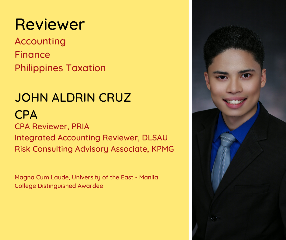JOHN ALDRIN CRUZ CPA [Review Hourly Rate]