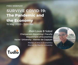 WEBINAR TICKET: The Pandemic and the Economy