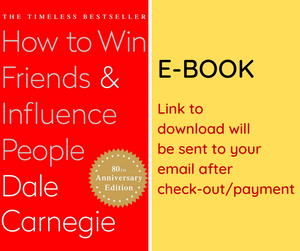 E-BOOK: How to Win Friends & Influence People