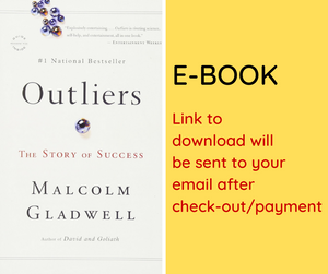 E-BOOK: Outliers: The Story of Success