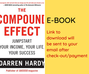 E-BOOK: The Compound Effect